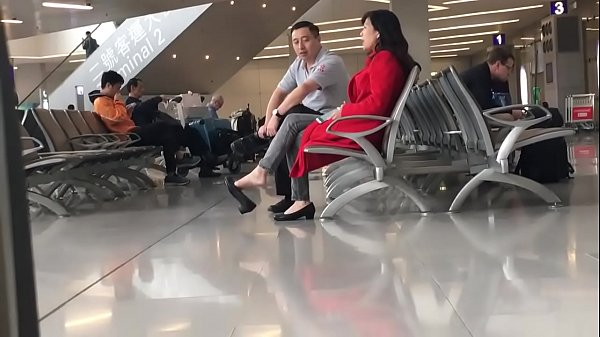 Chinese m, Chinese woman, Chinese s, Airport