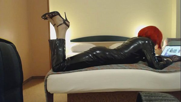 Latex, Crossdresser, Crossdressing, Crossdress, Catsuit