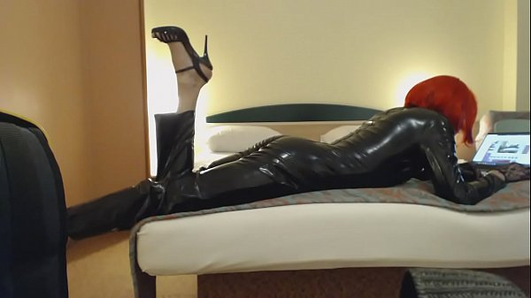 Latex, Crossdresser, Crossdress, Crossdressing, Crossdressers, Catsuit