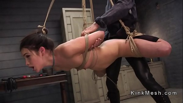 Rope, Anal slave