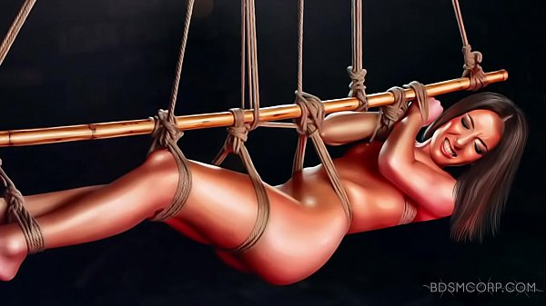 Cartoon, Bondage, X art, Art