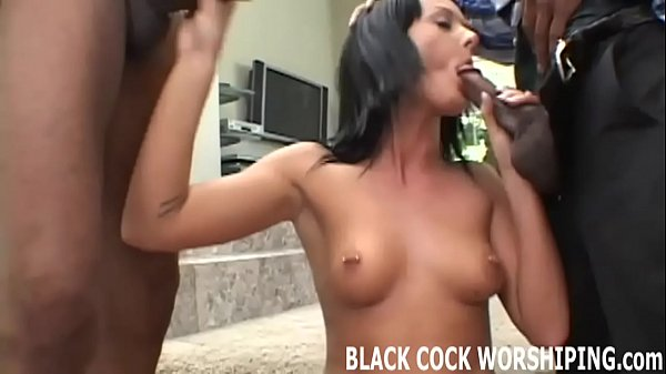 Big cock, Tear, Black big