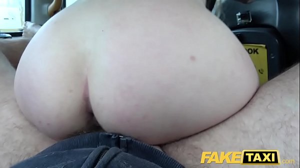 Student, Taxi, Fake taxi, Taxi driver, Big dick
