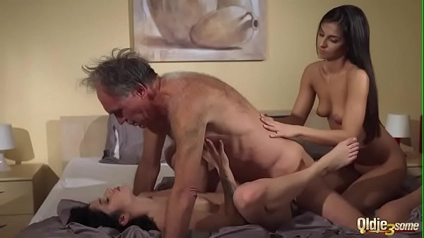 Man, Young man, Young and old, Riding cock