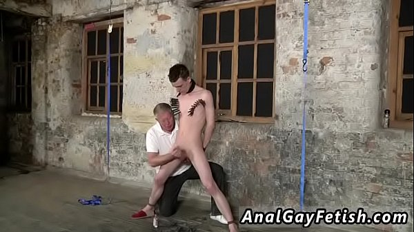 Bondage, Young boy