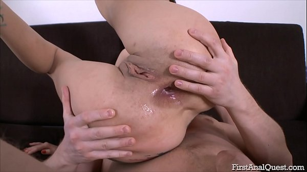 Anal toy, First time anal