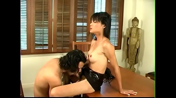 Stockings, Leather, Shemale girl, Stockings anal, Shemale on shemale, Anal stockings
