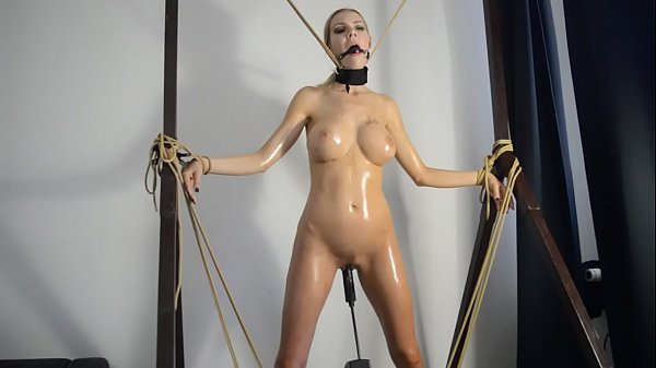 Tied, Oil, Tied up, Oiled