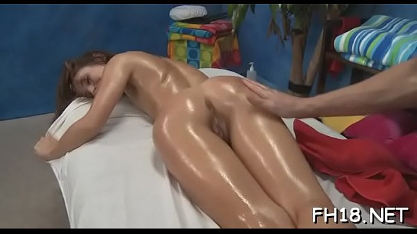 Fuck, Hot massage