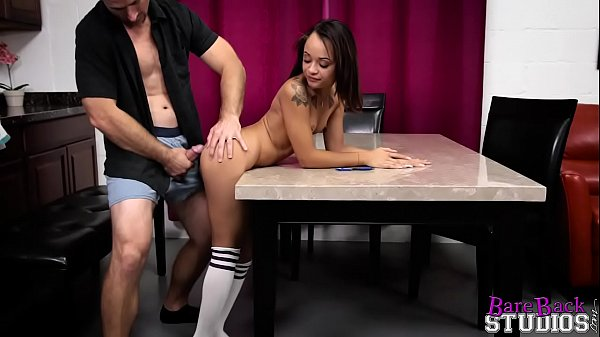 Step dad, Try anal, Dad daughter, Anal try