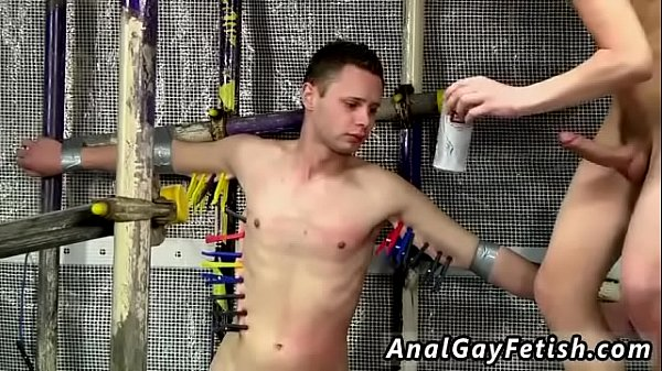 Bondage, Gay muscle, Feeding