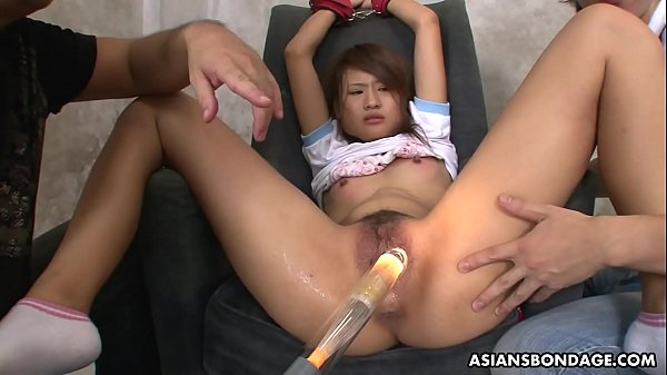 Tied up, Asian tied