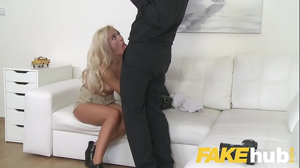 Agent, Casting couch, Fake tits
