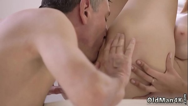Old man, Daddy anal, Teen creampie, Daddy creampie