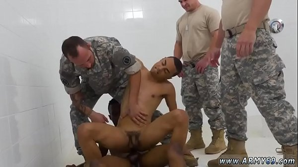 Pee, Bondage, Black guy